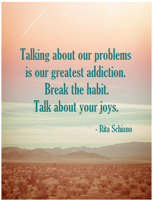 Stop Your Greatest Addiction