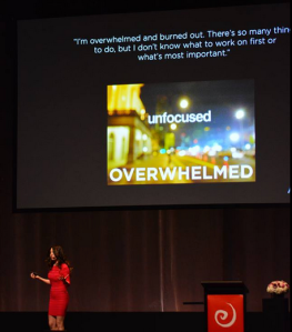 Marie Forleo on priorities, success, love, and vision