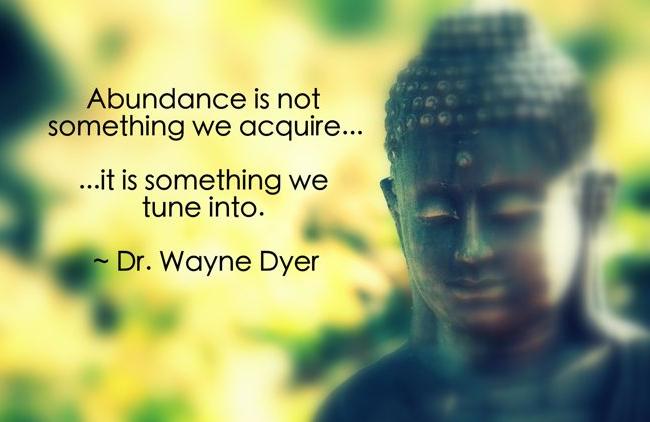 Abundance by Wayne